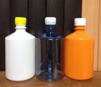 ПЭТ-бутылка 0,5 л. (круглая)