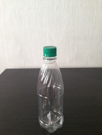ПЭТ-бутылка 0,5 л.