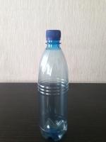 ПЭТ-Бутылка 0,6 л.