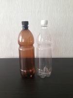 ПЭТ-бутылка 1,0 л.