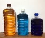 ПЭТ-Бутылки 0,75-1,0-1,25 л.квадрат