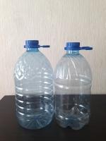 ПЭТ-бутылка 4,0 л.(48 мм.)