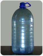ПЭТ-бутылка 4,0 л.(28 мм)