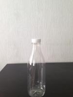 ПЭТ-бутылка 1,0 л. (молочная)