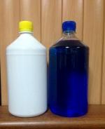 ПЭТ-бутылка 1,0 л. (круглая)